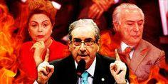 Daniel Corrêa: Tanto faz ,se fica Dilma ou se fica Temer,pois se ...