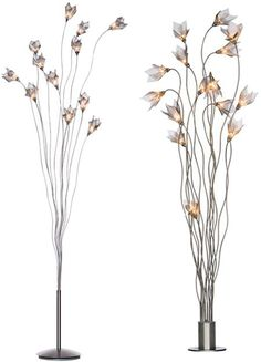 I think these are very elegant.  It would be perfect for my office/guest room/ vanity space.