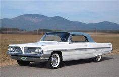 1961 PONTIAC BONNEVILLE Lot 987.1 | Barrett-Jackson Auction Company