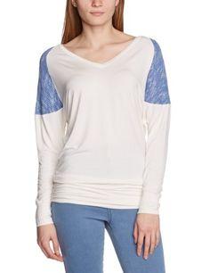 GAS - Camiseta de manga larga para mujer #camiseta #friki #moda #regalo