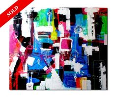 """Painting """"Divers"""" sold:http://helenkholin.com/painting-divers-sold/"""