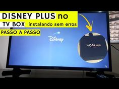 Como Instalar Disney Plus no TV BOX: PASSO A PASSO - YouTube Plus Tv, Disney Plus, Box Tv, Youtube, Crochet Square Patterns, Step By Step, Verses, Youtubers, Youtube Movies