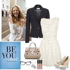 """""""work style"""" by melaust ❤ liked on Polyvore"""
