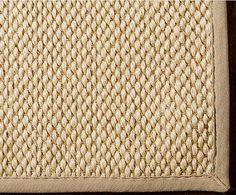Alfombra de sisal y fibra sintética Kerala, beige - 152x229 cm
