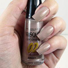 ouro nude - risqué (coleção: fast fashion 02)