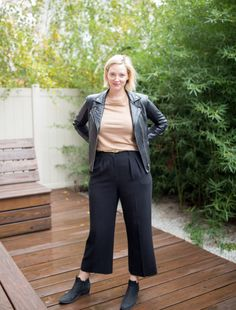 McKenzie Raley's Week of Outfits | A Cup of Jo