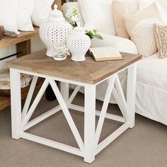 Our New Hampshire Side Table