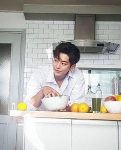 So my mom like him so much and she even told me that I must have a boyfriend like him she also told me that if I'll have a man like him she'll allow me to be in a relationship. Like wtf Joohyuk u so handsome huh my mom like u she said u r just so cute. Jong Hyuk, Lee Jong Suk, Korean Star, Korean Men, Asian Actors, Korean Actors, Nam Joo Hyuk Cute, Joon Hyung, Bride Of The Water God