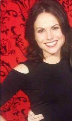 Lana Parrilla at Spooky Empire May 31st 2014.