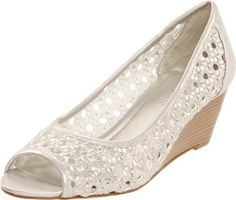 BCBGeneration Women's Tylar Open-Toe Pump,Platino/Woven Patent/New Soft Metallic Patent,Platino/Woven Patent/New Soft Metallic Patent,6.5 M US BCBGeneration, http://www.amazon.com/dp/B005RT9WB2/ref=cm_sw_r_pi_dp_QrXcqb1Y062N8
