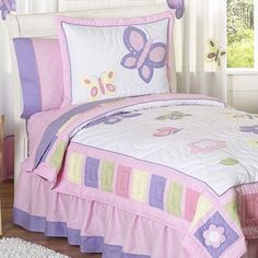 Daisy Garden Quilted Bedding Pottery Barn Kids The