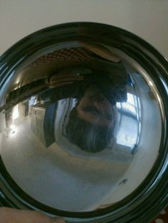 Just a lost soul swimming in a fish bowl