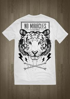 Camiseta - Tiger Attack