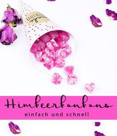 frauliebling, diy blog, deko, geschenke, Himbeerbonbons