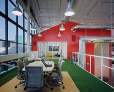 Clive Wilkinson Architects | Google Headquarters