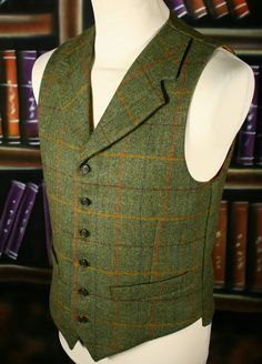 Awe_Tweed_Waustcoat - Bookster-Tailoring-Separates-Gallery