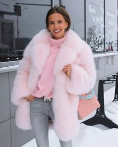 a0fb46e07402 Fluffy Pink Perfection Pink Fluffy Jacket