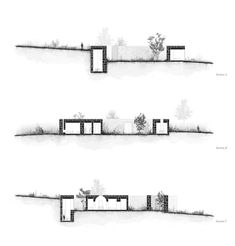 Architectural Drawings Section Classical Architecture - Calculating Infinity Sketchbook Architecture, Collage Architecture, Architecture Presentation Board, Watercolor Architecture, Architecture Graphics, Concept Architecture, Architecture Design, Presentation Layout, Presentation Boards