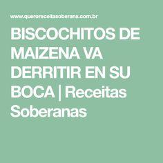 BISCOCHITOS DE MAIZENA VA DERRITIR EN SU BOCA   Receitas Soberanas Shredded Coconut, Deserts, Sweet Recipes, Cooking, Gluten Free Recipes, Mouths, Pizza