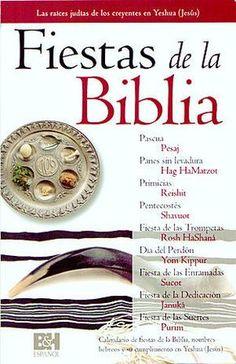 Fiestas de la Biblia, tipo folleto plegable                                                                                                                                                                                 Más