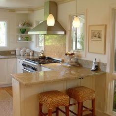 1000 images about kitchen island ideas on pinterest for L shaped breakfast bar