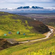 Deep in the heart of Iceland where seemingly nobody would roam. Shot in #Iceland in late August. #welivetoexplore #ourplanetdaily