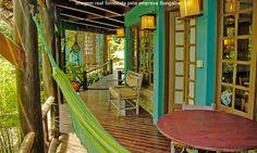 Bungalow - Imbituba: Praia do Rosa/SC: 2, 3 ou 4 noites para 2 (opções com pacote romântico e feriado) + café da manhã na Pousada Bungalow