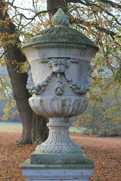 An Urn Making A Statement..........