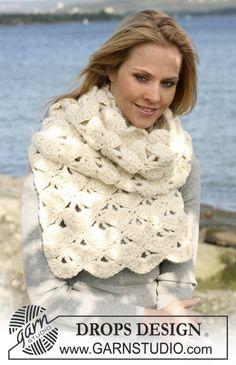 8 patrons gratuits et en français de foulards à faire au tricot ou au crochet! - Bricolages - Des bricolages géniaux à réaliser avec vos enfants - Trucs et Bricolages - Fallait y penser !