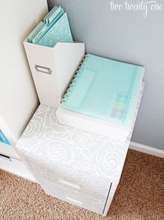Organize With Office By Martha Products To Add A Bright Pop Of Color Your Worke Staples Dreamsmallbiz Interior Design Pinterest