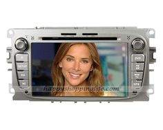 Android 4.0 car DVD player for Ford Galaxy 2006-2009, auto multimedia with 7 inch touch screen, GPS navigation system with dual zone function, WIFI, 3G Internet Access, analog TV tuner built in, Radio with RDS, Bluetooth car kit, iPod port, USB, SD, support the original steering wheel controls, CAN bus decoder to support the orignal digital amplifier (optional), Color: Silver, Black
