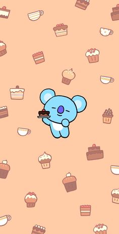 BROWN PIC is where you can find all the character GIFs, pics and free wallpapers of LINE friends. Come and meet Brown, Cony, Choco, Sally and other friends! Kawaii Wallpaper, Wallpaper Iphone Cute, Bts Wallpaper, Cute Wallpapers, Anime Disney, Bt 21, Bts Pictures, Photos, Line Friends