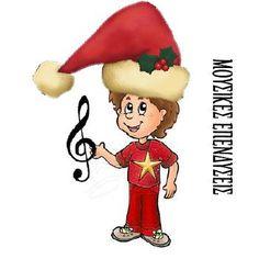 Υπάρχουν πολλά γνωστά τραγούδια και μουσικές για τις χριστουγεννιάτικες μας παραστάσεις. Παραθέτουμε αρκετά από αυτά που μπορούν να συνοδεύσουν υπέροχα χορογραφ� Christmas Games, Christmas Books, Christmas Plays, Theatre Plays, Music Stuff, Ronald Mcdonald, Disney Characters, Fictional Characters, Preschool