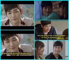 Have fallen for his smile❤️❤️ // Lee Won-geun // Cheer up Lee Won Geun, Lee Hyun Woo, Do Bong Soon, Seo Kang Joon, Cheer Up, Episode 5, Korean Drama, Dramas, Sassy