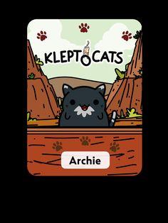 #KleptoCats Aquí está mi nuevo amigo #iOS www.kleptocats.com/install