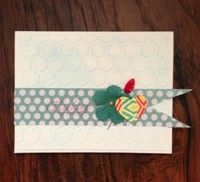 A Project by byLisa from our Scrapbooking Stamping Cardmaking Galleries originally submitted 08/28/13 at 01:42 PM