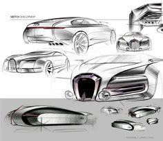 Bugatti Grand Colombier by Ondrej Jirec | Cars Concept