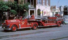 Boston 1962 Seagrave, Ladder 24