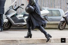 J'ai Perdu Ma Veste / Safety first.  // #Fashion, #FashionBlog, #FashionBlogger, #Ootd, #OutfitOfTheDay, #StreetStyle, #Style