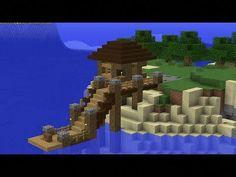 Minecraft Houses Survival, Minecraft House Tutorials, Minecraft Houses Blueprints, Minecraft Plans, Minecraft House Designs, Minecraft Tutorial, Minecraft Creations, Minecraft Crafts, Minecraft Architecture
