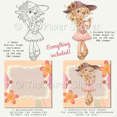 Sunshine - Digital Stamp