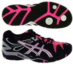 Gel-Resolution 5 E350Y.9091 Women's Tennis Shoes