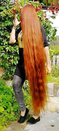 Long Red Hair, Super Long Hair, Fancy Braids, Bright Red Hair, Beautiful Long Hair, Shoulder Length Hair, Dream Hair, Down Hairstyles, Hair Lengths