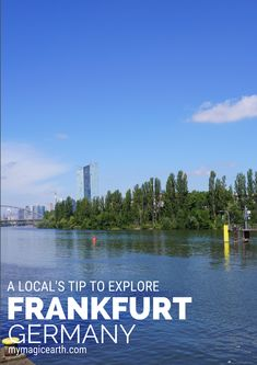 How to explore Frankfurt like a local? What are the things to do in Frankfurt? Where are the hidden places in Frankfurt? You can find out my tips in this post. #Frankfurt   #germany #europe #traveltips #travelblogger #destination #daytrips #weekendtrip #德国 #Deutschland #roadtrip #thingstodo #familywithkids #familytravel #localtips European Travel Tips, Europe Travel Guide, European Destination, European Vacation, Travel Abroad, Travel Guides, Frankfurt Germany, Germany Europe, Germany Travel