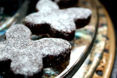 Brunsli (Brownie Cookies) - Switzerland