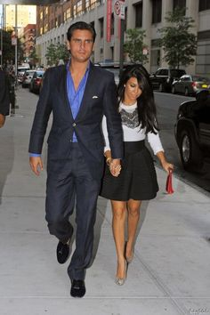 Cleverly Chic -Style Profile: Kourtney Kardashian