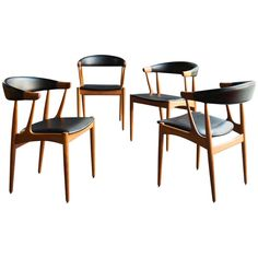 Johannes Andersen Dining Chairs
