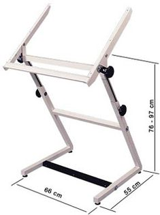 Metal Furniture, Table Furniture, Furniture Design, Diy Laptop Stand, Wood Projects, Woodworking Projects, Drawing Desk, Kitchen Measurements, Living Room Tv