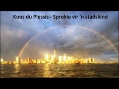 Koos du Plessis - Sprokie vir 'n stadskind Note, Youtube, Youtubers, Youtube Movies