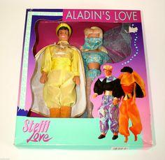 Steffi Love Simba -Aladin's love 573 4851 29 cm unbespielt Sammler OVP #RD | 39.9+11 euro listed bin
